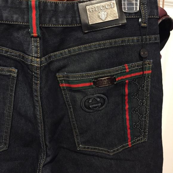 14f28e2f2b1 Gucci Other - Men s Gucci jeans